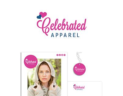Celebrated Apparel Branding