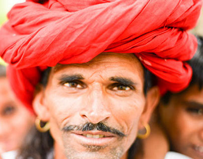 The Red Turban