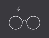 Harry Potter - Minimalist Posters