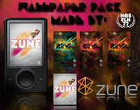 Zune Wallpaper Pack