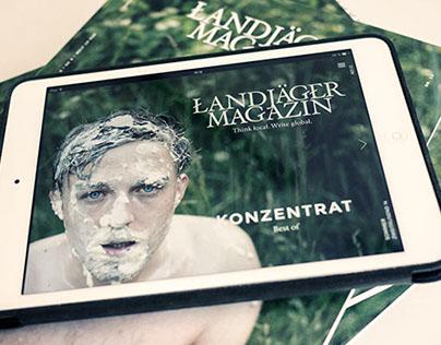 Landjäger Magazin – Online Edition