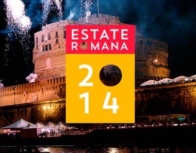 Estate Romana 2014 | Facebook Campaign |