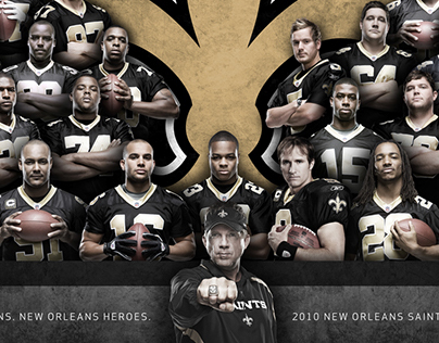 Verizon Sponsorships NFL Player Posters