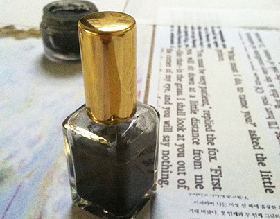 Art of Perfume - Scented ink project