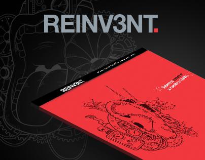 Reinv3nt Website