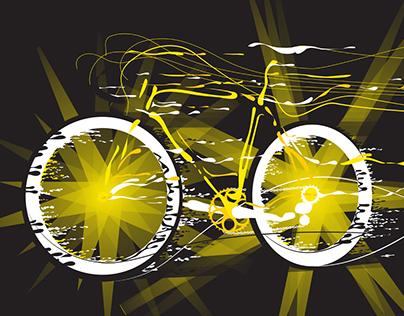 En Un Éclair for Cyclism at Leeds Gallery
