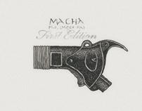 MACHA.Typedesign.