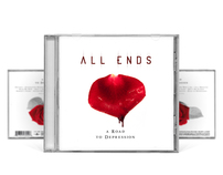 All Ends CD packaging design