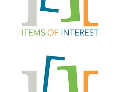 Items of Interest Rebrand