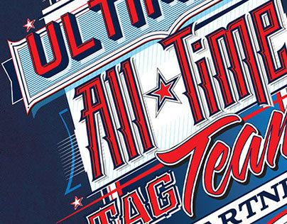 My Ultimate | Typography - WWE Magazine