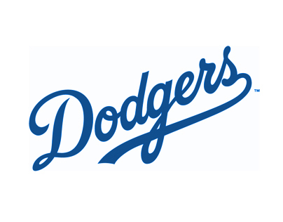 Dodgers Logo Design