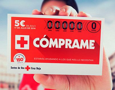 Red Cross - Sorteo de Oro 2014 Campaign