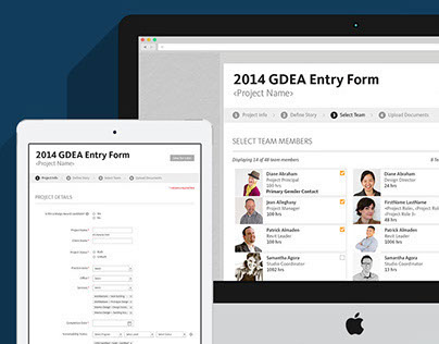 GDEA Award Submission Form