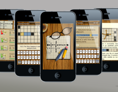 iSBartezz - Crossword iPhone App