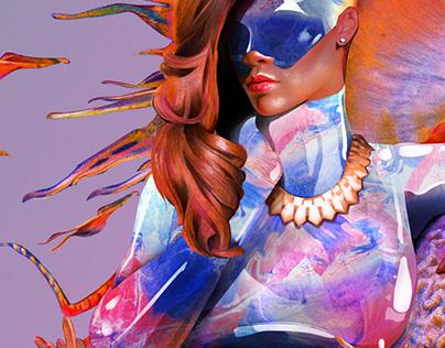 unreleased 7hollywood Rihannas portrait