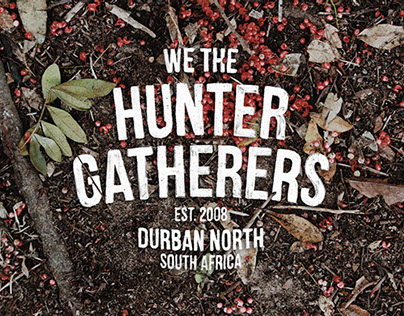 WE THE HUNTER GATHERERS