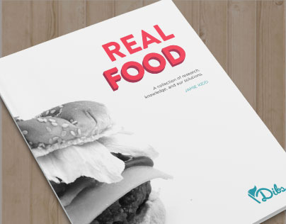 Dibs: Real Food Research Book