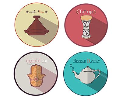 Bladi Icons