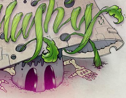 The Funky Mushy