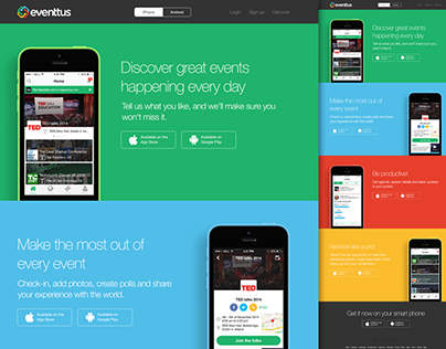 eventtus app download page