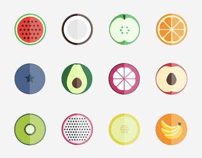 Fruit Icon Diaries