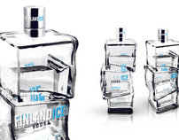 Finlandia Bottle - FINLANDICE VODKA
