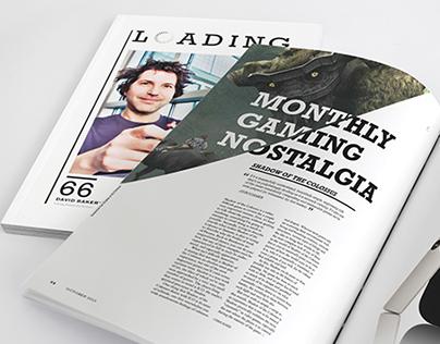 Magazine - Loading