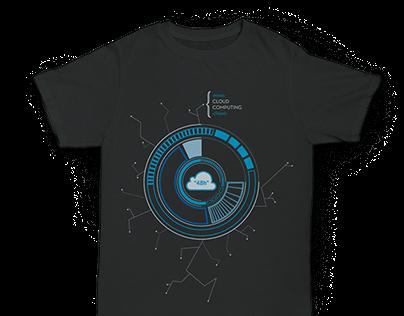 T-shirt Cloud Computing event