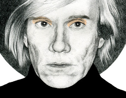 Andy Warhol for Flaunt Magazine