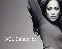 AOL. Celebrity