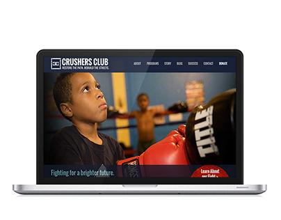 Crushers Club Website