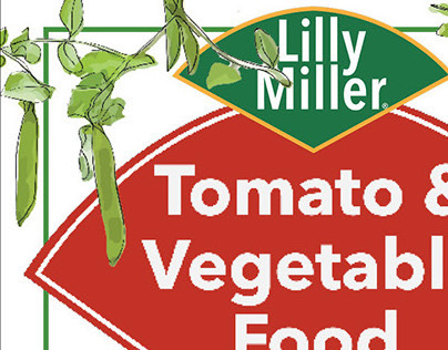 Product Packaging: Lily Miller Plant Fertilizers