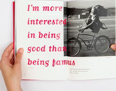 Annie Leibovitz, Patti Smith, and I