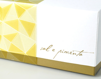 Sal ePimenta - Packaging