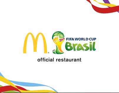 McDonalds Wolrd Cup promo