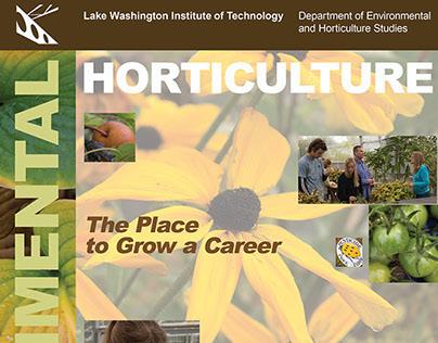 Exhibit Panel: Environmental/Horticulture Department