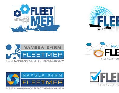 FLEETMER Logo Explorations