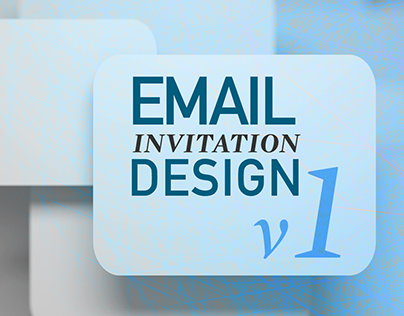 Email invitations & select digital projects