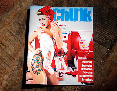 Chunk Showcase Magazine