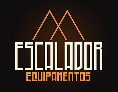 Escalador // Logo and Brand Identity