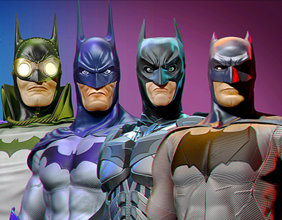 Batman 75 years project | ZERO