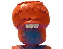 Globulon - A new Resin Figurine from Abe Lincoln Jr.