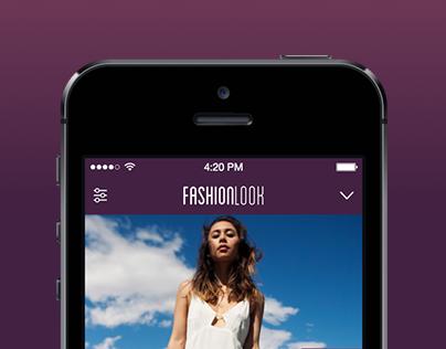 FashionLook iOS App