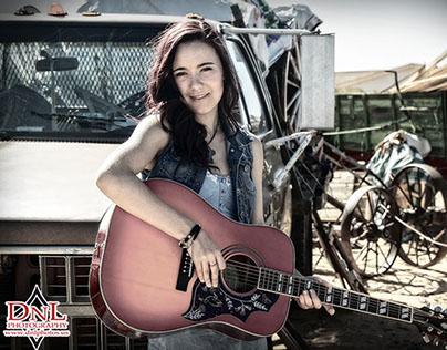 Jessie Gestrin Promo 2013