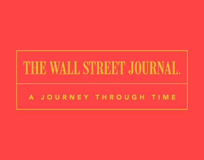 The Wall Street Journal - A Journey Through Time