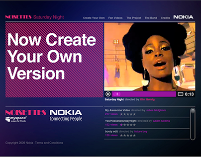 Nokia and Noisettes - Shot by Fans Video Maker