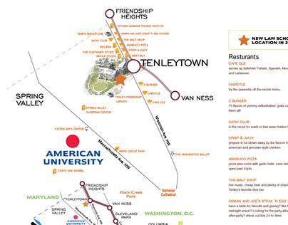 AU Student Map