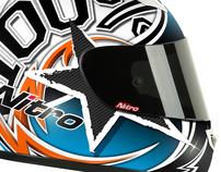HODGSON HELMET GRAPHIC
