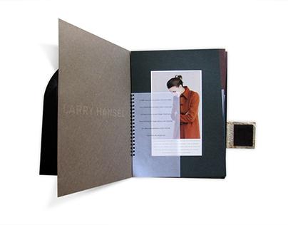 Fashion Line Launch Book