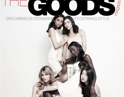The GOODS Magazine, Fashion Editorial Works.